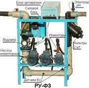Растворные узлы для систем капельного полива