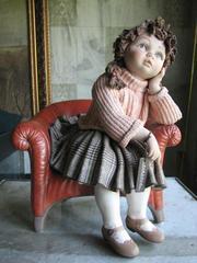 Реставрирую керамику,  фарфор,  композит,  статуэтки,  сувениры,  вазы. Качественно.
